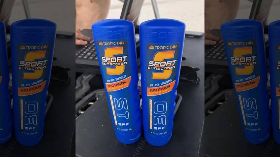 Florida police to spring breakers: Drinking vodka from sunscreen bottles 'only works if you don't let a deputy see you'
