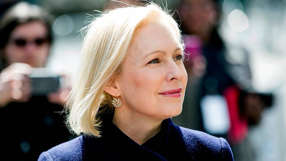 Kirsten Gillibrand releases tax returns