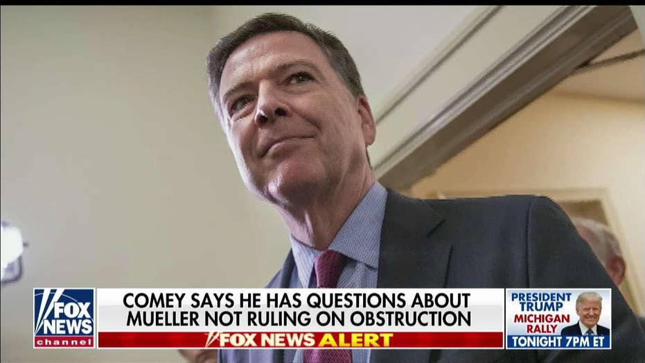 Chris Swecker Rips James Comey