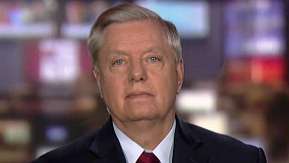 Sen. Lindsey Graham says Attorney General Bill Barr's summary will be supported by the Mueller report