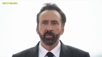Nicolas Cage sings sad 'Purple Rain' rendition amid news of divorce after four-day marriage