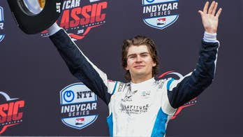 18-year-old Colton Herta becomes youngest-ever Indycar winner