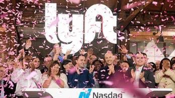 Lyft makes its Wall Street debut