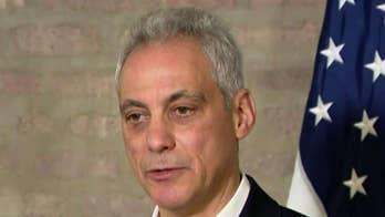 Chicago mayor blames Trump for Jussie Smollett's alleged hoax hate crime