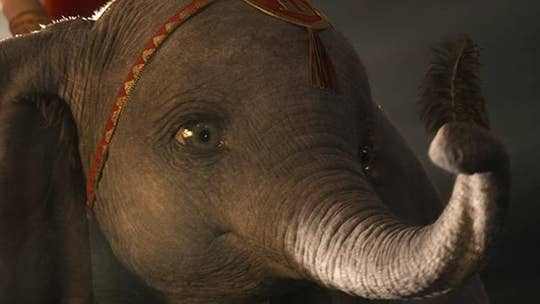 'Dumbo' stars on bringing Disney's animated classic to life