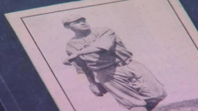 California man who bought Babe Ruth baseball card for $2 could be auctioned for up to $4.5M, report says