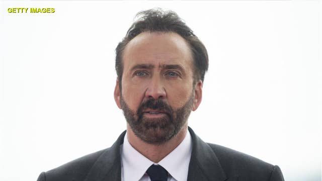 Nicolas Cage wants annulment just four days after latest trip down the aisle