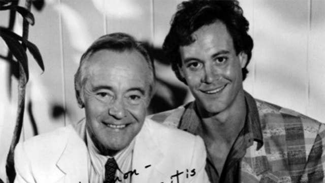 Jack Lemmon's son says actor almost missed out on 'Some Like it Hot'