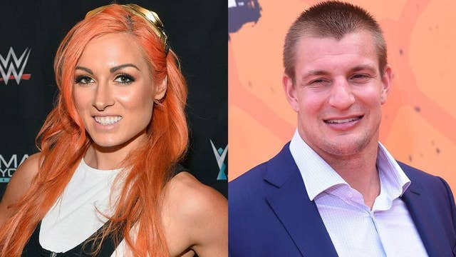 WWE star Becky Lynch slams rumors that Rob Gronkowski is joining the WWE following his NFL retirement