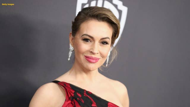 Alyssa Milano rounds up 49 other celebrities to boycott filming in Georgia over the state's new abortion bill