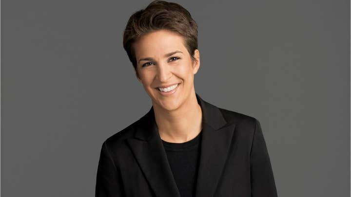Rachel Maddow's ratings take a hit after Mueller report released