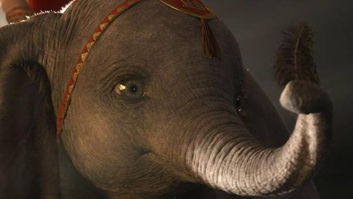 'Dumbo' stars on bringing Disney's animated classic to life