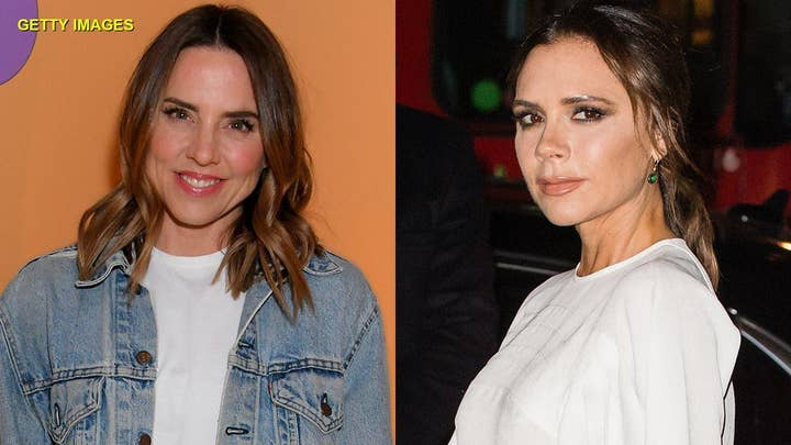 Mel C claims Victoria Beckham turned down Spice Girls tour because of stage fright