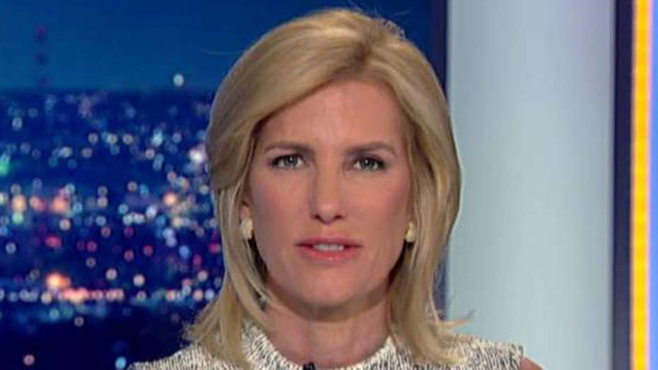 Ingraham: When losers act like winners