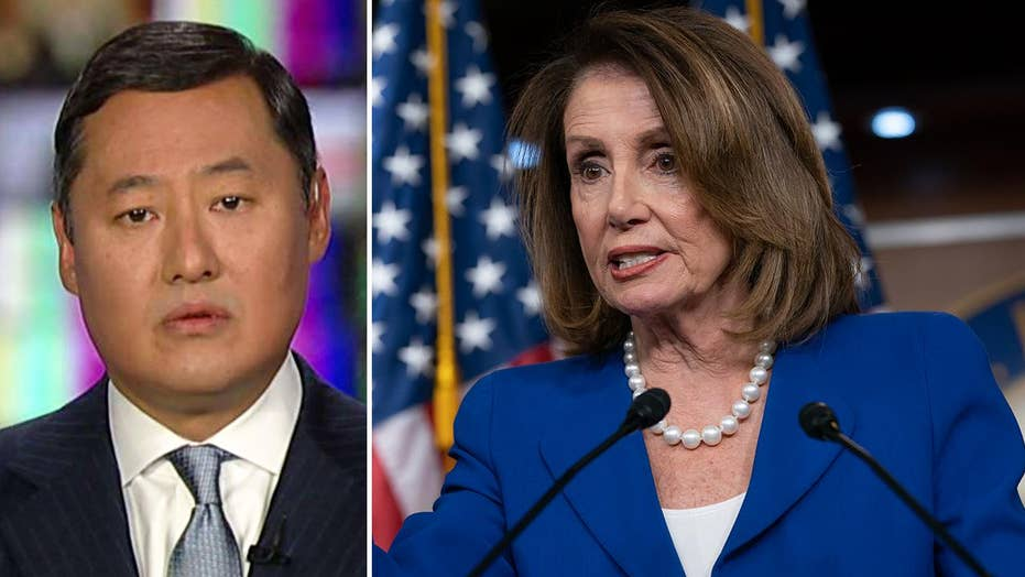 John Yoo: Nancy Pelosi's demand for the Mueller report right away is a publicity stunt