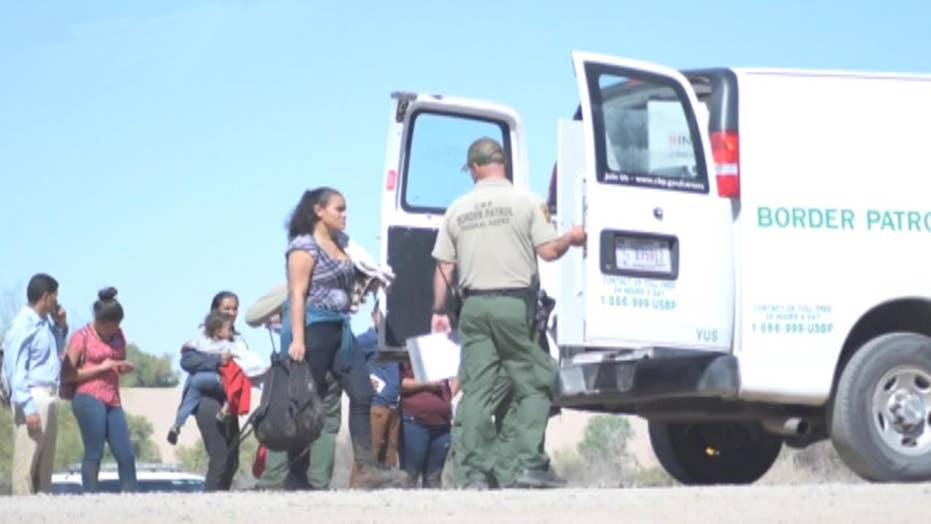 CBP forced to release migrants immediately due to border surge