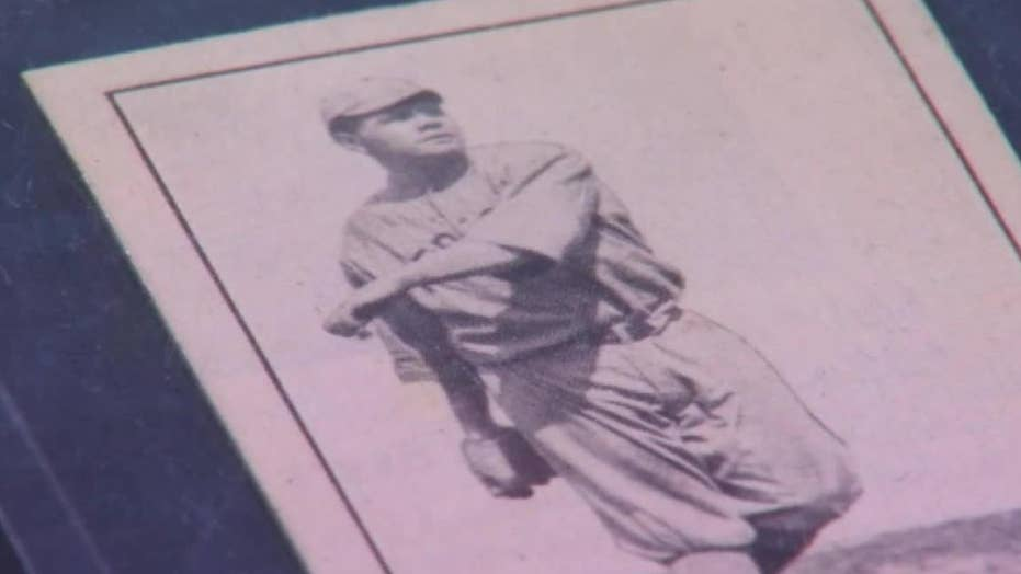 Babe Ruth Baseball Card Purchased For 2 Could Be Auctioned For Up
