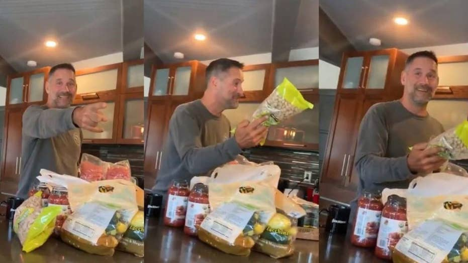 'Hot Costco Dad' goes viral for his joy over shopping deals