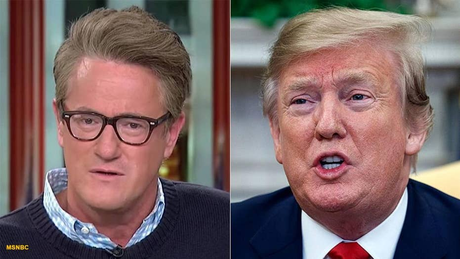 MSNBC host Joe Scarborough compares Trump administration to a TV show's Nazi characters