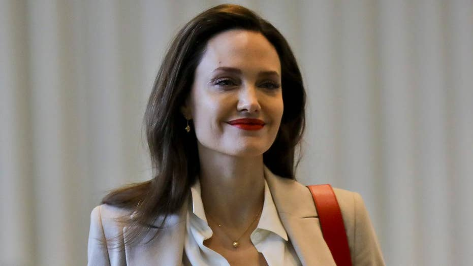 Angelina Jolie ready to join the Marvel Cinematic Universe?