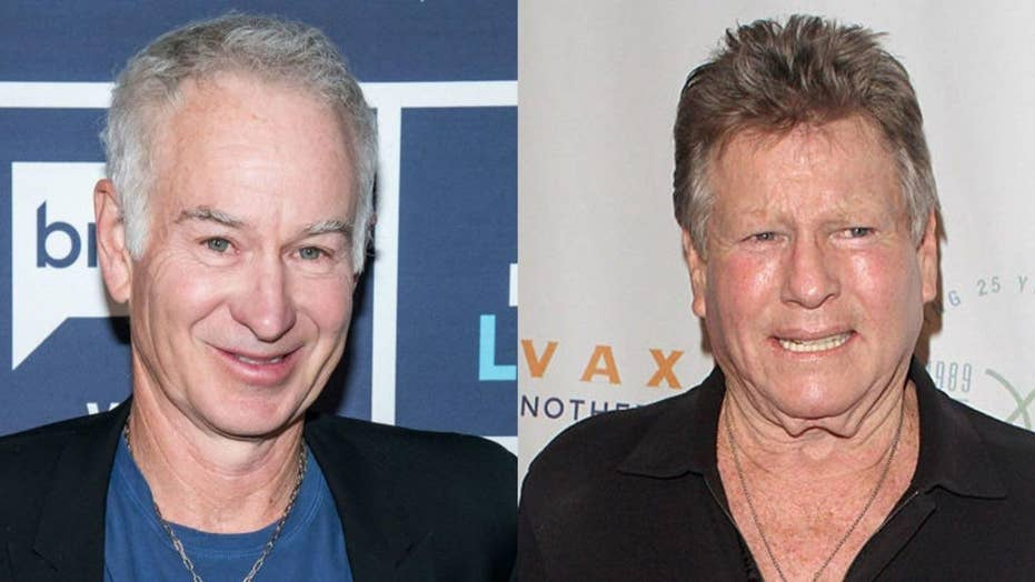 John McEnroe blasts ex-father-in-law Ryan O'Neal