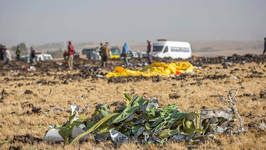 Report: Faulty sensor suspected in Ethiopian Airlines crash