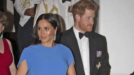 Meghan Markle, Prince Harry considering move to Africa after birth of royal baby, says report