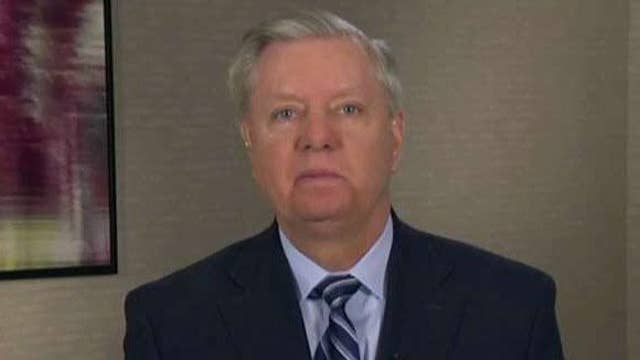 Republican Sen. Lindsey Graham weighs in on what's next following the completion of the Mueller investigation