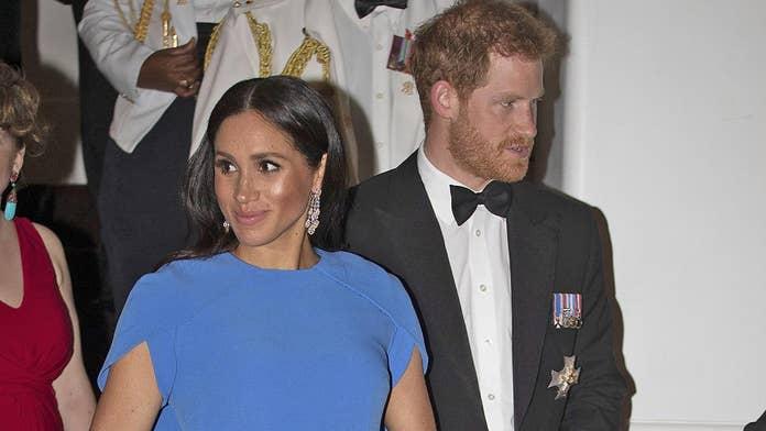 Prince Harry, Meghan Markle wish Prince Louis a happy birthday