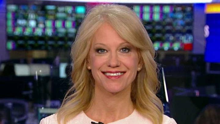 Kellyanne Conway on President Trump's victory lap on the Mueller report, pivot to health care