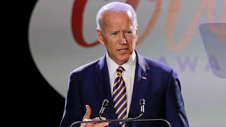 Joe Biden on Lucy Flores allegations: Never did I believe I acted inappropriately