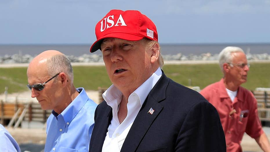 President Trump threatens to close the border with Mexico next week