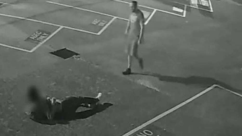 American tourist beaten in Australia