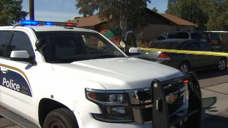 Arizona man shoots intruders attempting to break into his home