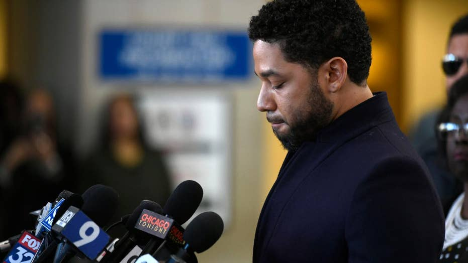 Did Jussie Smollett accept special diagnosis from a Cook County State's Attorney's Office?