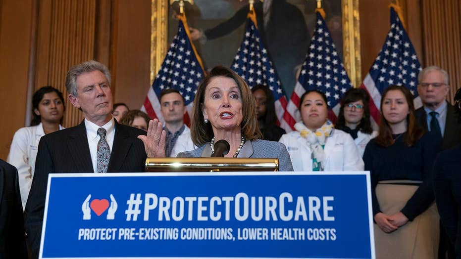 House set to vote on a resolution condemning Trump's Obamacare repeal efforts