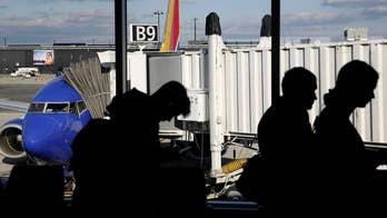 Major delays at airports across US as system-wide outage grounds flights