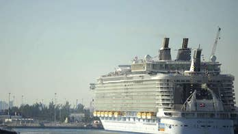8 injured after crane collapses on Royal Caribbean cruise ship docked in Bahamas