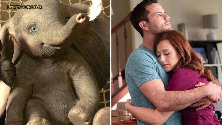 'Dumbo' fails, while faith-based film 'Unplanned' shocks with strong debut
