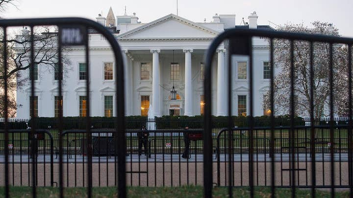Whistleblower makes explosive claims over White House security clearances