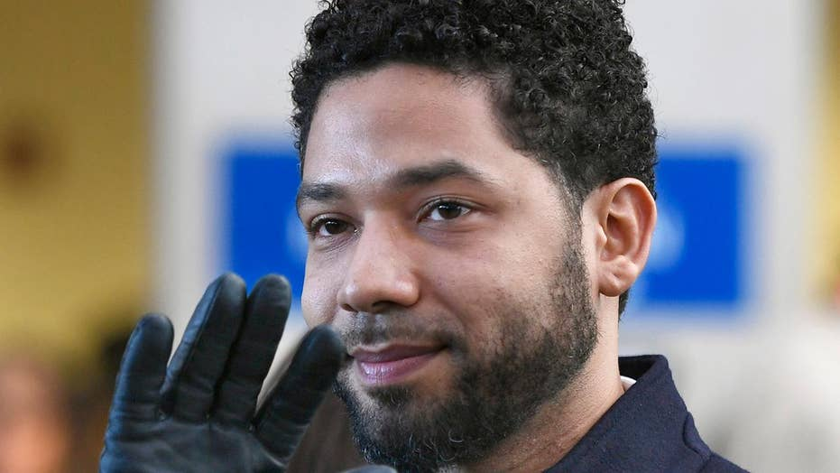 Media fume over Smollett reversal