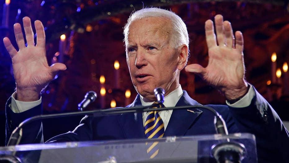 Biden on defense after allegations of inappropriate behavior