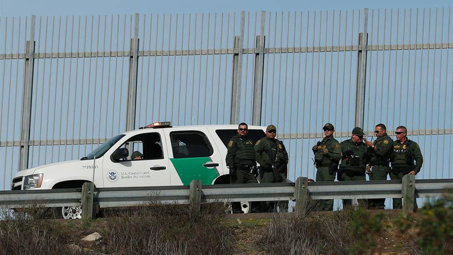 DHS orders more agents to border amid surge in illegal crossings