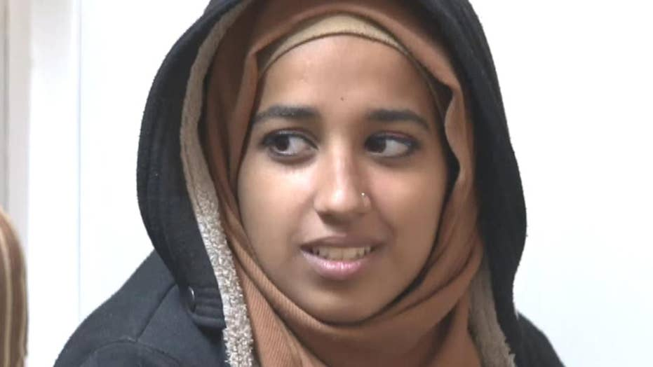 ISIS bride speaks to Fox News about her radicalization, desire to return to US