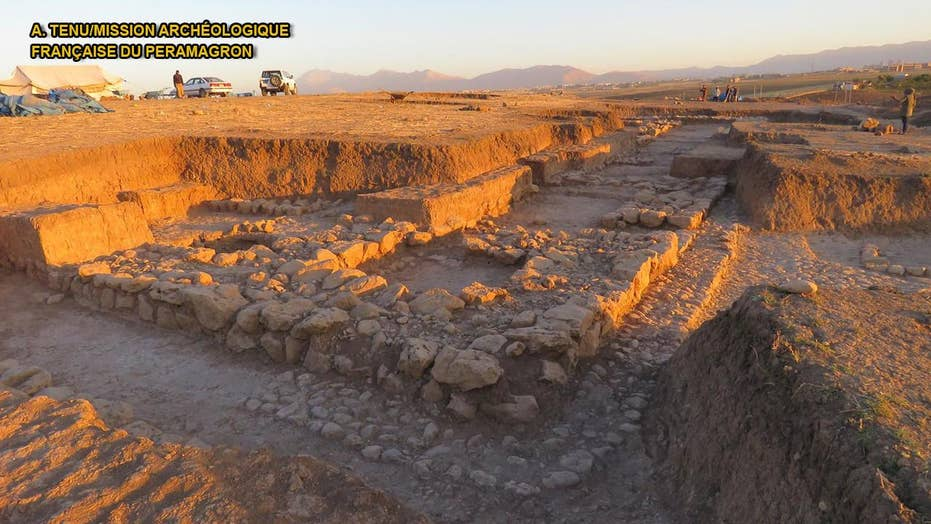 Mysterious 4,000-year-old city discovered where civilization began
