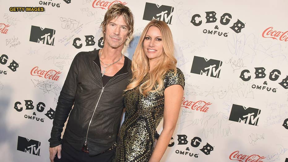 Duff McKagan's wife reveals secret to lasting marriage with Guns N' Roses rocker, details on new book