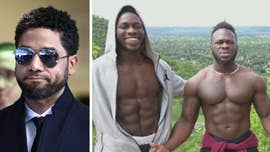 Brothers accused of attacking Jussie Smollett sue his attorney for defamation