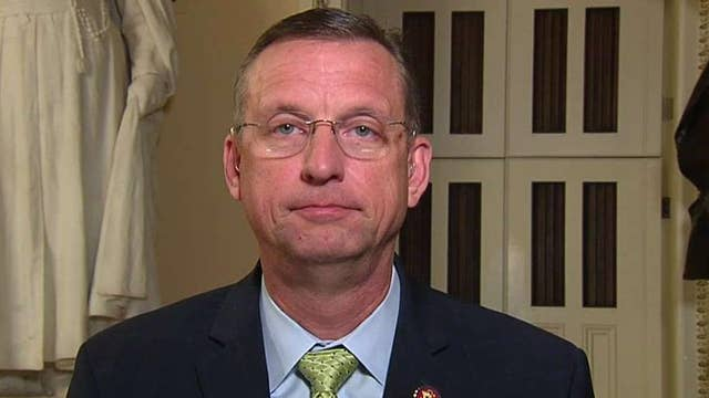 Rep. Doug Collins says Democrats are having a 'sugar fit,' can't accept the results of the Mueller report