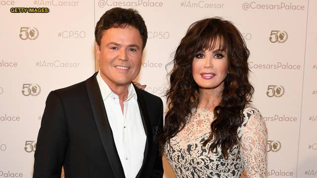 Donny and Marie Osmond explain why Sin City residency must finally end
