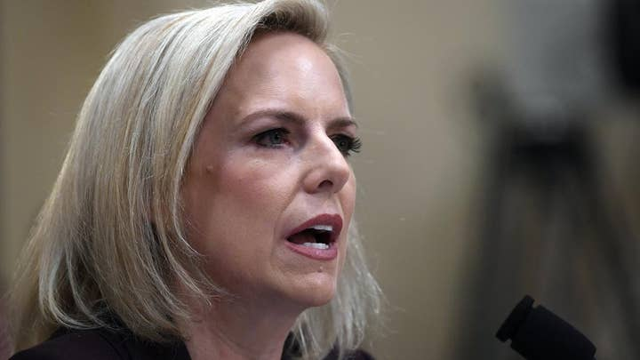 Secretary of Homeland Security Nielsen directs CBP to add personnel to the border